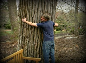 tree hugger, plants are awesome